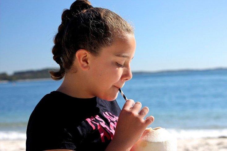 1. Кокосовое молоко для профилактики аллергии и атеросклероза