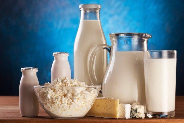 Питательная ценность молока и продуктов из него