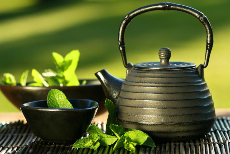 Зеленый чай при артрите суставов
