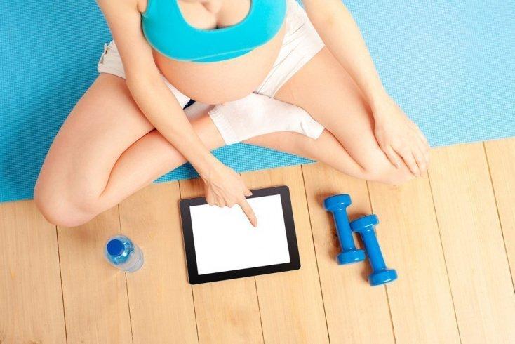 Спорт и фитнес во время беременности