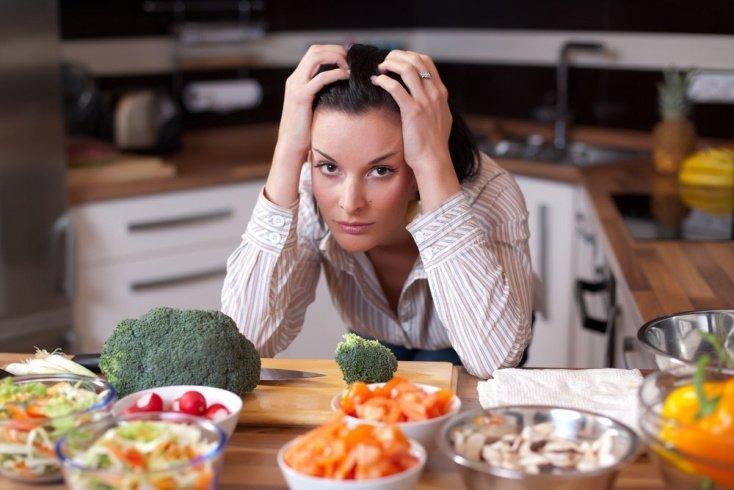 2. Пересмотрите свое питание