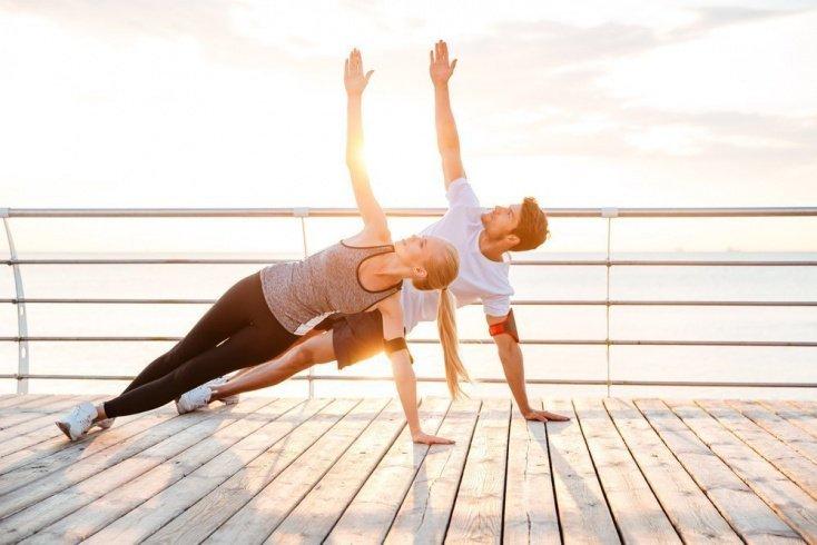 Практика йоги для здоровья сердца