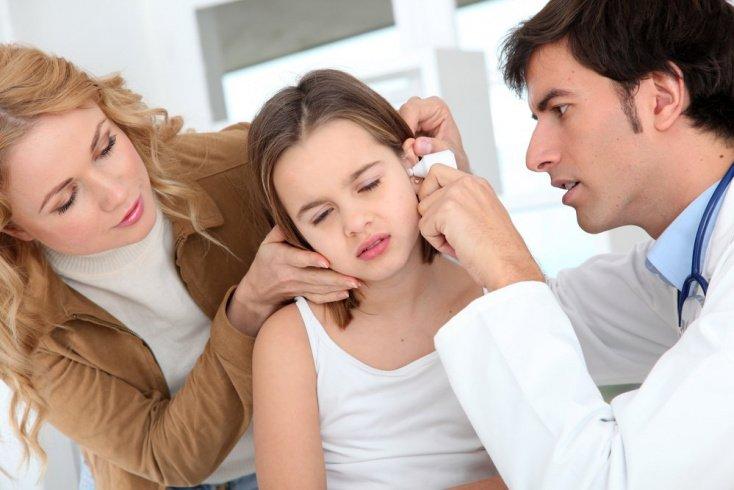 Откуда берется воспаление в среднем ухе?