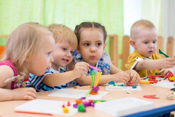 Упражнения для развития активного внимания детей дошкольного возраста