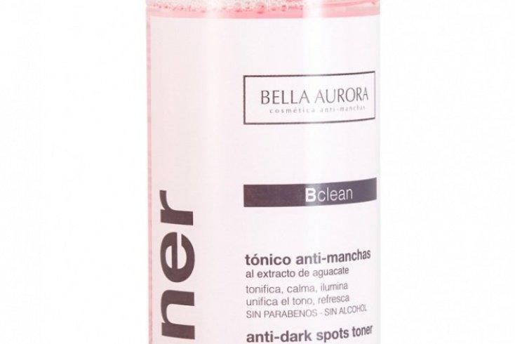 Тоник для лица, придающий сияние коже, Bclean Bella Aurora, 250 мл Источник: cdn.aizel.ru