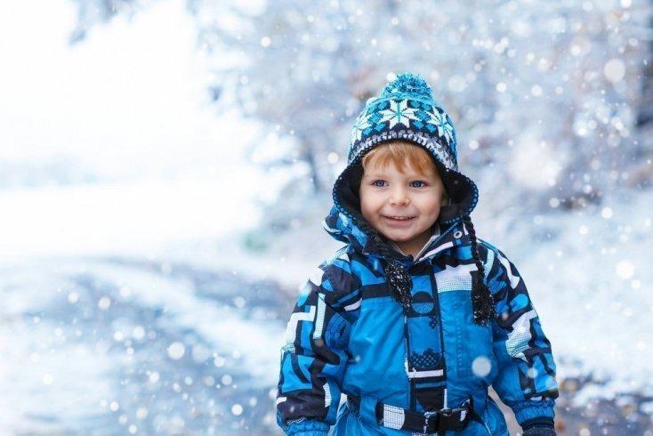 Натуральные утеплители одежды для детей — гусиный пух и шерсть