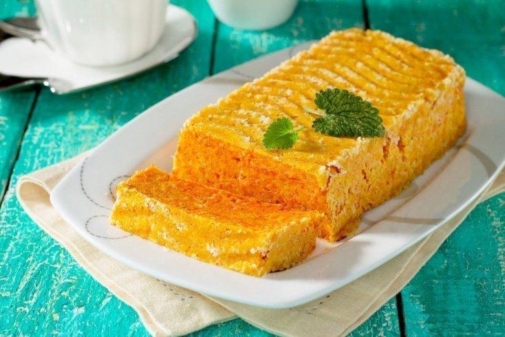 Блюда для ребенка: что приготовить из моркови?