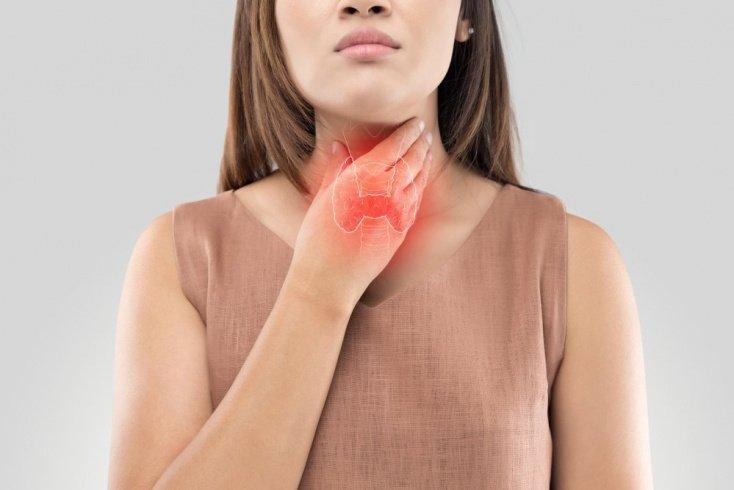Симптомы, характерные для болезни Грейвса