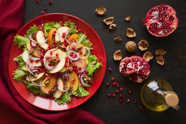 Рецепты блюд с хурмой для здоровья и красивой фигуры