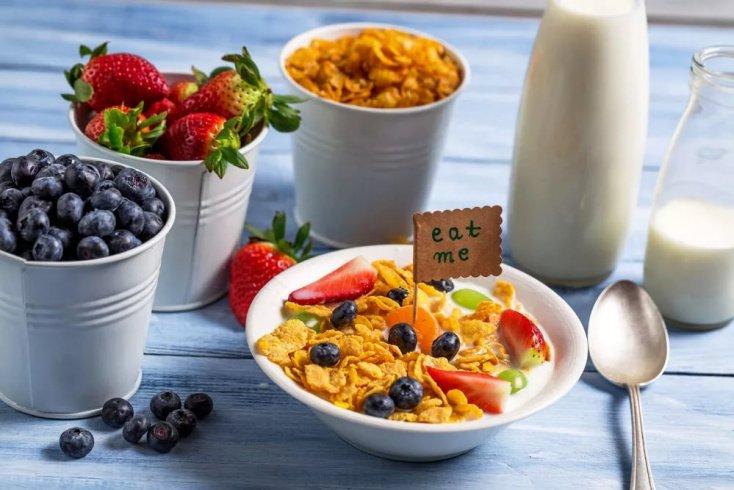 Обогащенные сухие завтраки