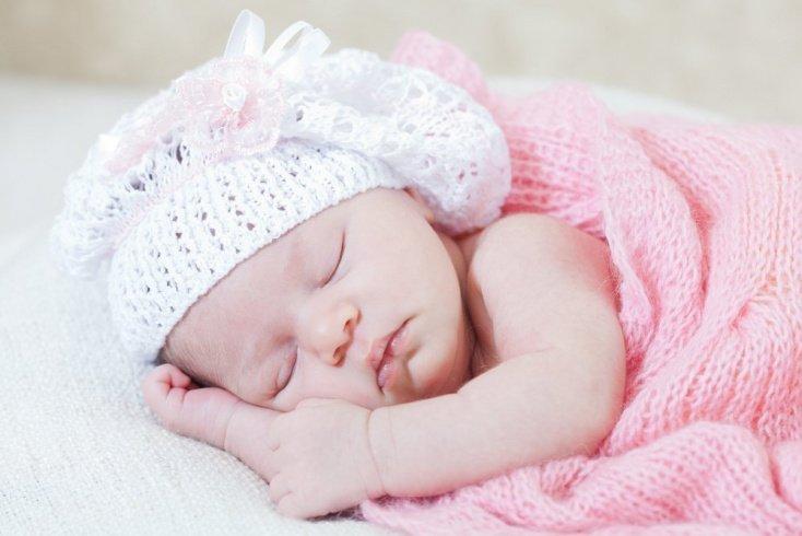 Особенности сна малыша