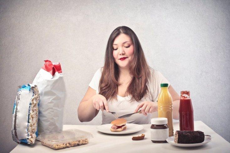 Психические расстройства, нарушения питания и пищевого поведения