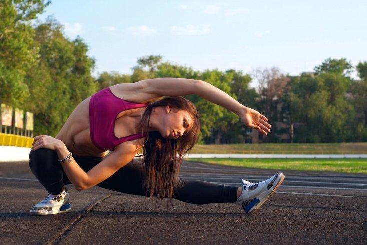 Лучшие физические упражнения для поперечного шпагата