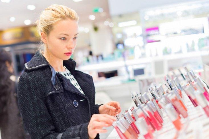 Средства для очищения кожи стоят дорого