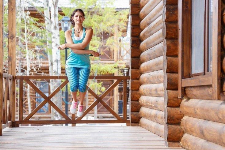 Прыжки и другие упражнения для ног