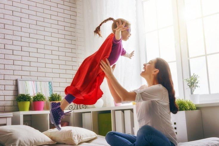 Как раскрепостить малыша?