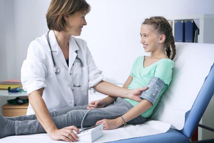 Алгоритмы оценки уровня артериального давления у детей