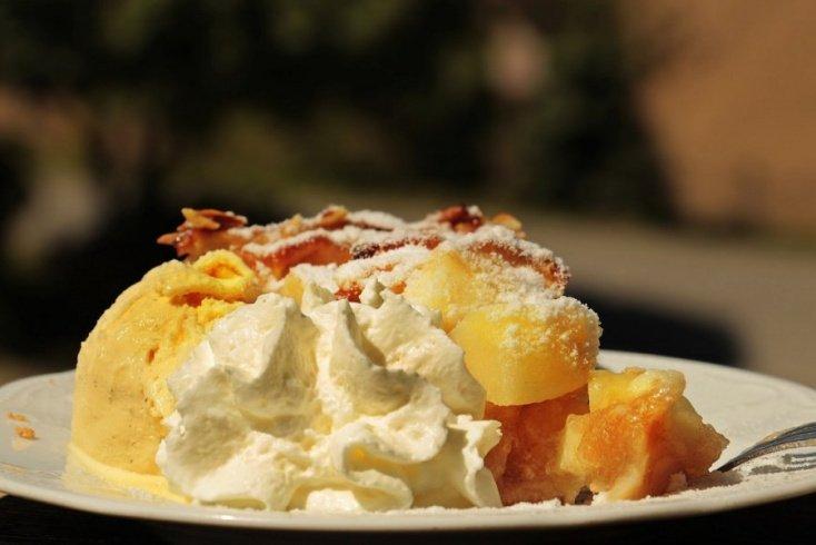 Сладкие и полезные десерты из яблок
