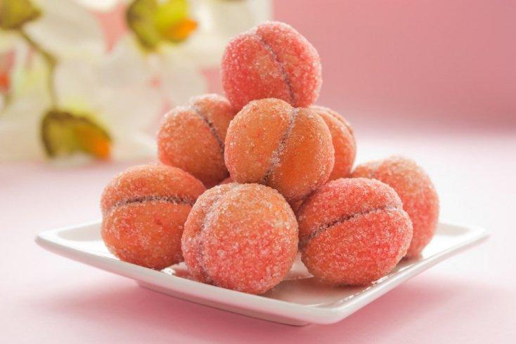 Особенности рецепта приготовления сахарных персиков