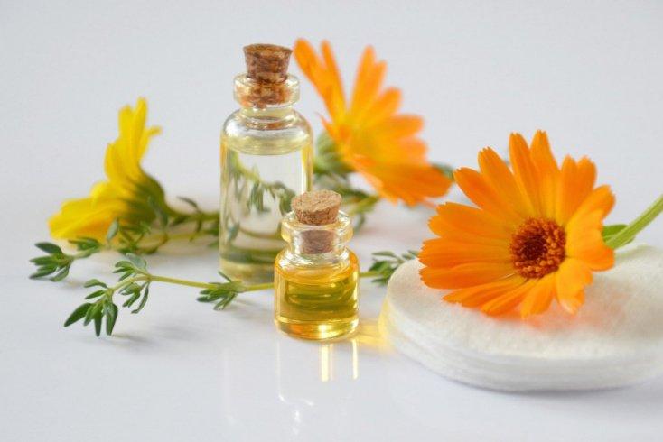Эфирные масла вводите в рецепт в малых дозировках