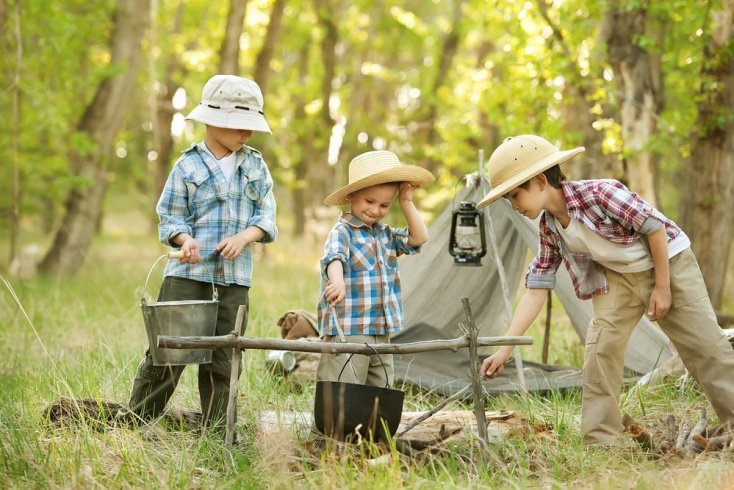 Воспитание детей и подростков: основные цели скаутинга