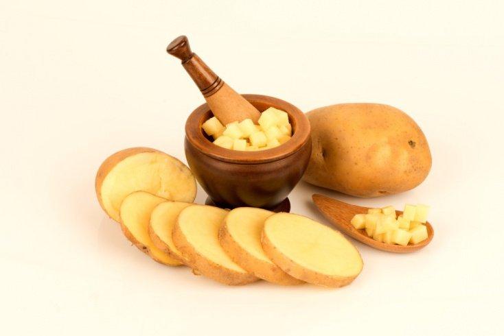 Уход за кожей: полезные свойства картофеля