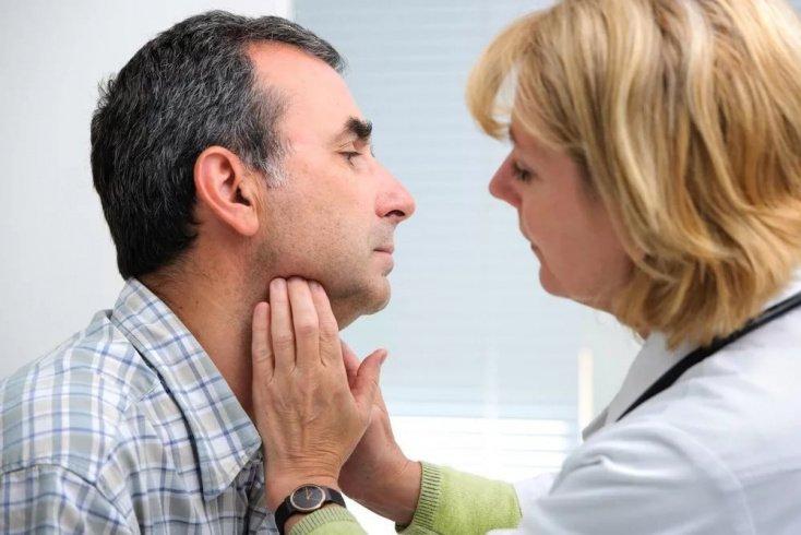 Причины проблем с щитовидной железой