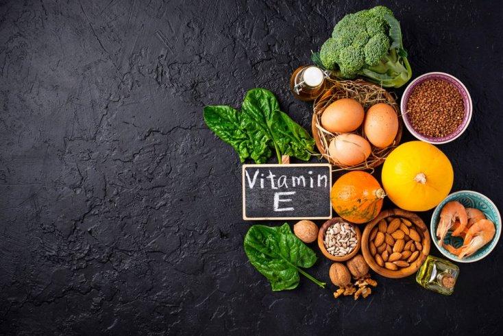 Дотация витаминов с пищей