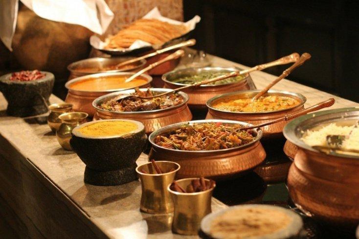 Индия: диета как здоровый образ жизни
