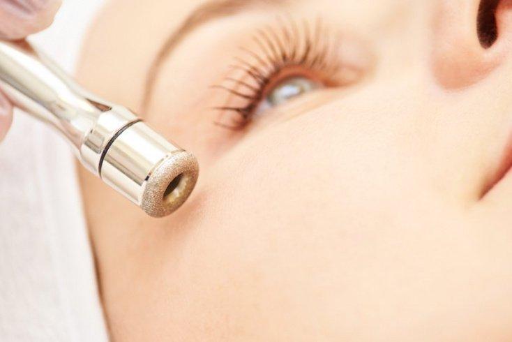 Гладкая кожа: вакуумная чистка
