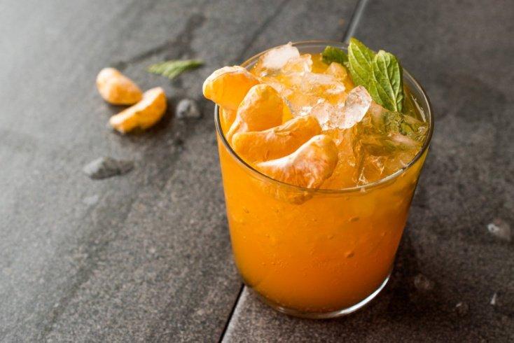 Меню диеты на оранжевых плодах