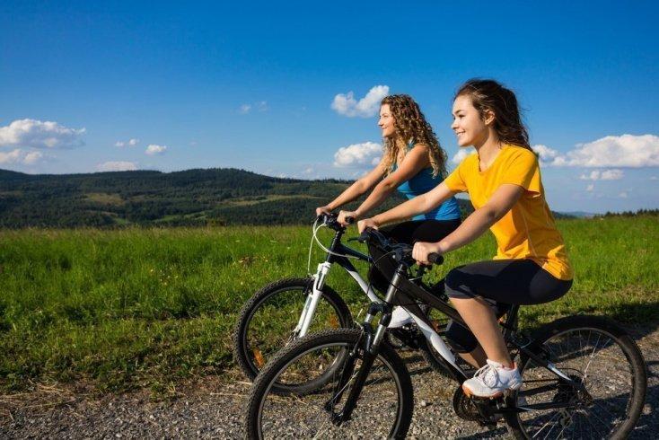 Езда на велосипеде как альтернатива занятиям фитнесом