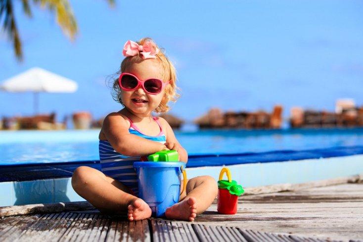 Привычки поведения под жарким солнцем