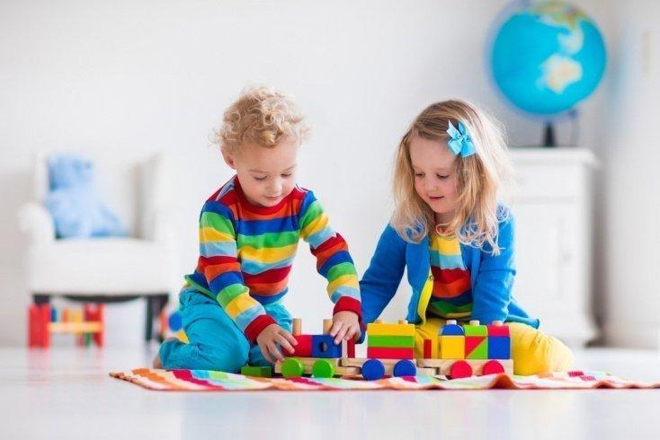 Регулярная ревизия игрушек