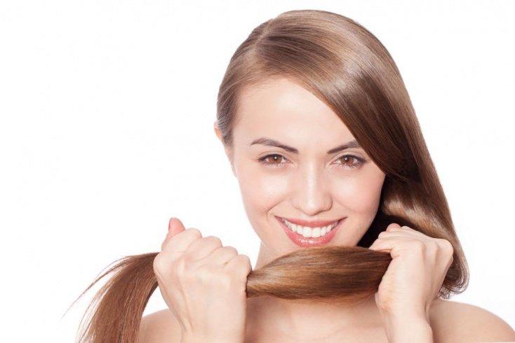 15. Реже используйте лак для волос