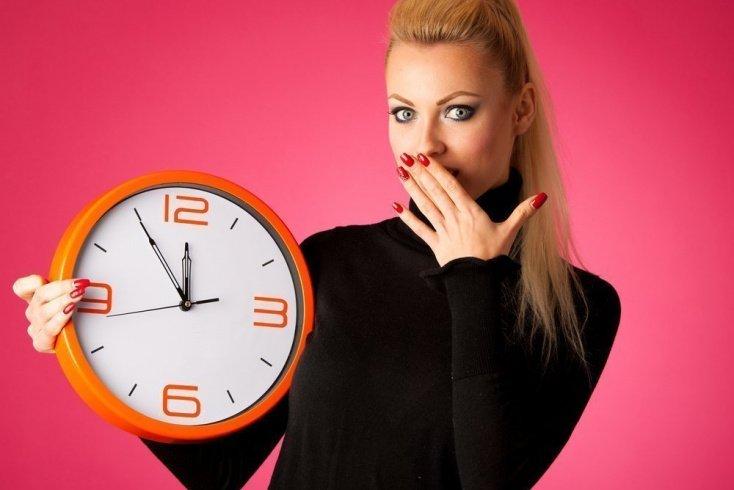 Нехватка времени: а может, виноваты плохие привычки?