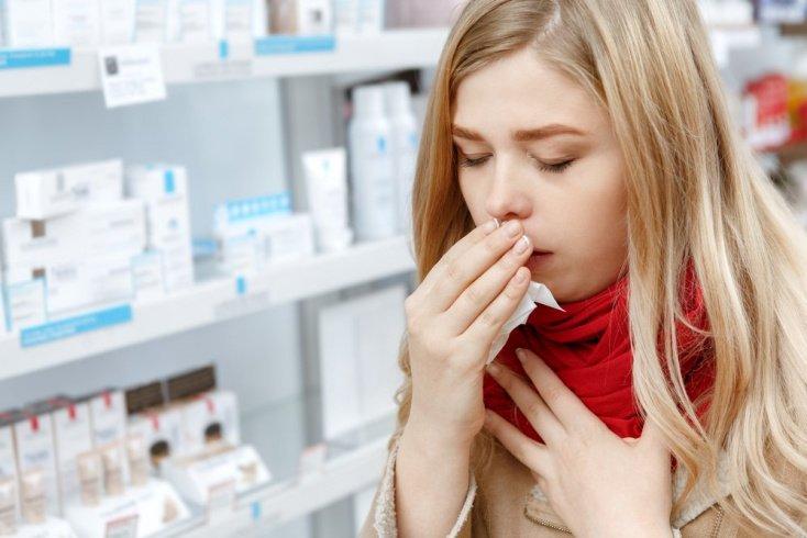 Аллергический кашель: сухой или влажный