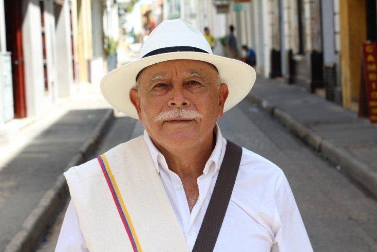 Дружба со спокойными колумбийцами