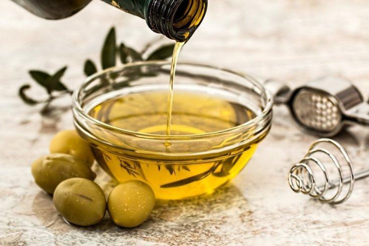 Маска с маслом оливы для мягкости и здоровья волос и кожи