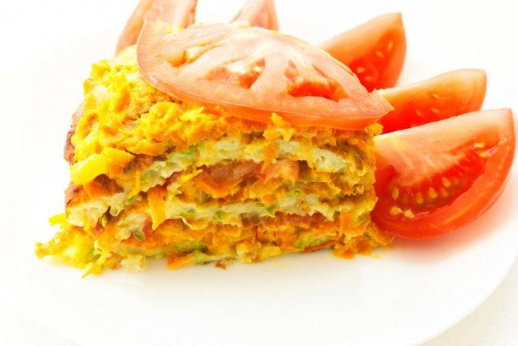 Рецепт осеннего торта