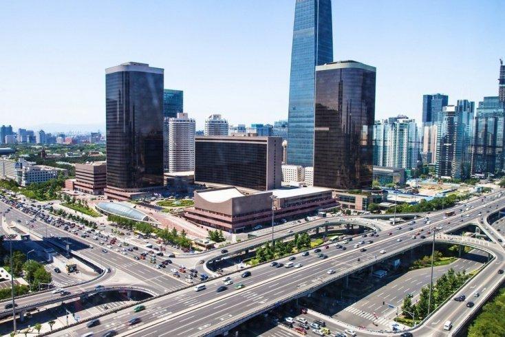 Шум города и транспорта