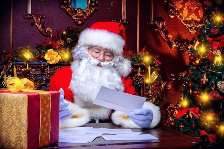 Как написать письмо Дедушке Морозу и попросить его о подарке?