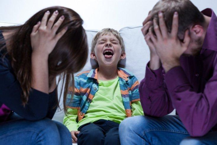 Возможные причины плохого поведения детей