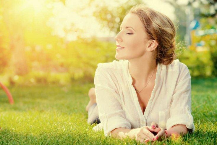 Свежий воздух и отдых в борьбе с болью