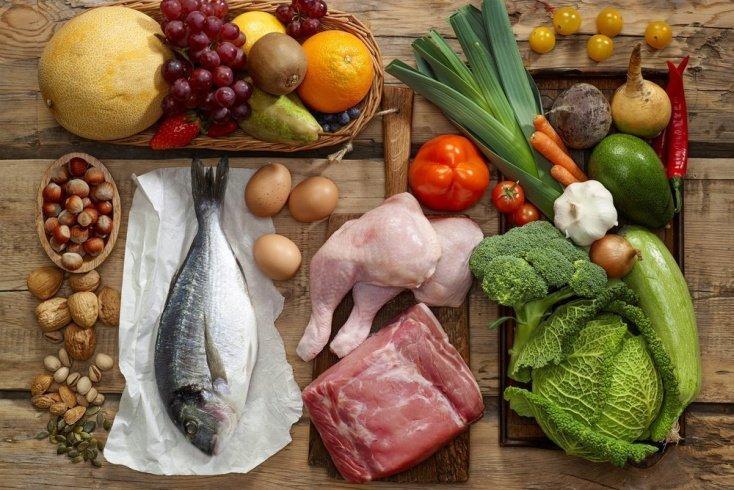 Какие продукты питания необходимы в рационе?