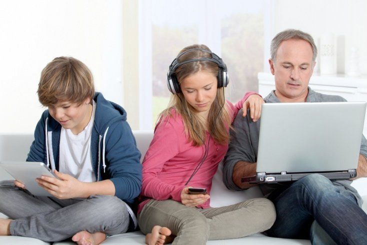 Опасность социальных сетей для ребенка