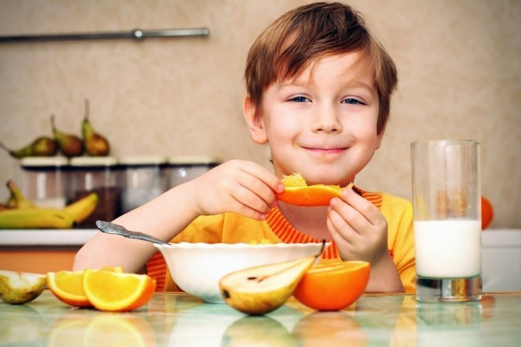 Спорт и питание — основа здорового образа жизни школьника