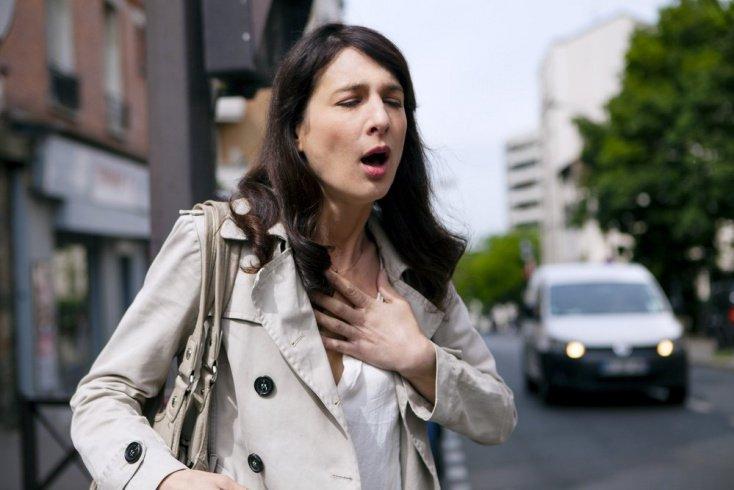 Боль в груди: наджелудочковые тахикардии