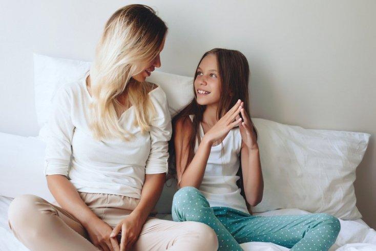 С чего начать разговор родителям?