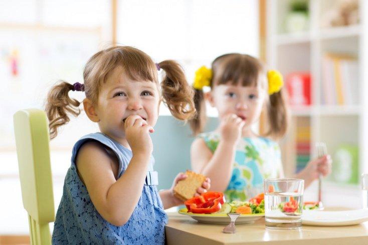 Питание для ребенка с гиперактивностью